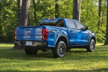 2020 Ford Ranger_Rear_right